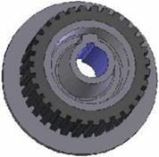 rolka stalowo gumowa